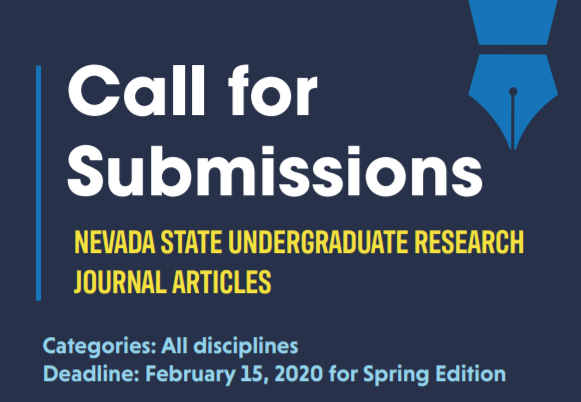 NSURJ Call for submissions